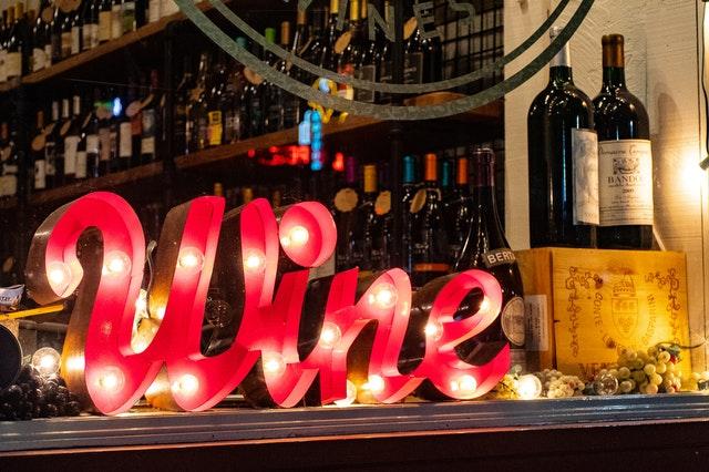 wijn shop