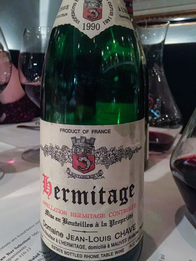 1990 Chave Hermitage