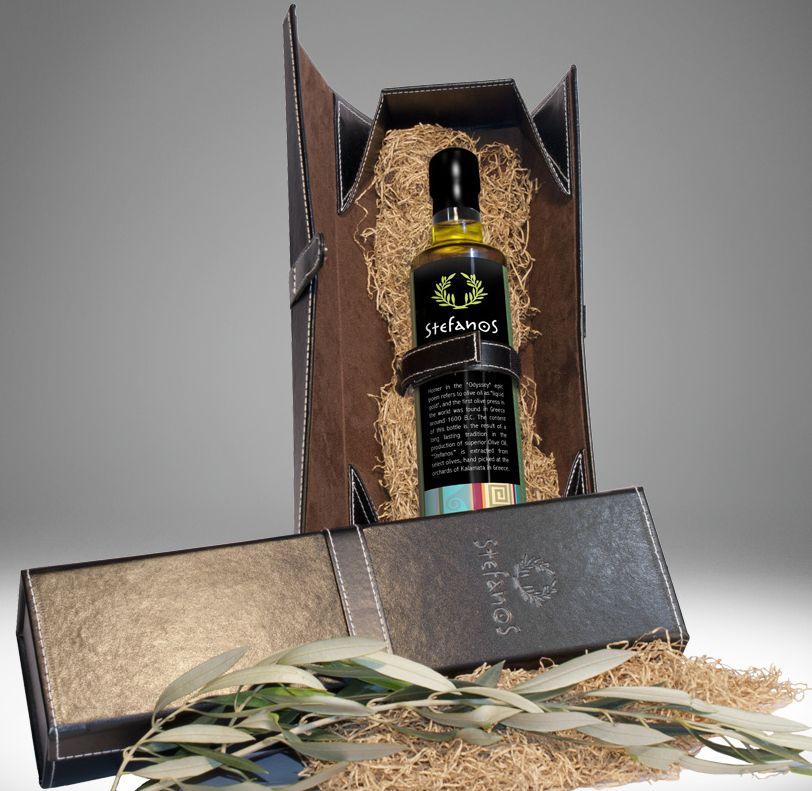 olijfolie pakket